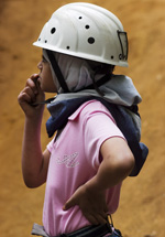 Hijab and Hardhat